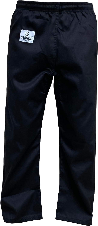 Sedroc 8 oz. Student Karate Gi Max 49% OFF OFFer Pants Pocket Back with Martia for