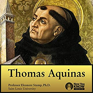 Thomas Aquinas cover art
