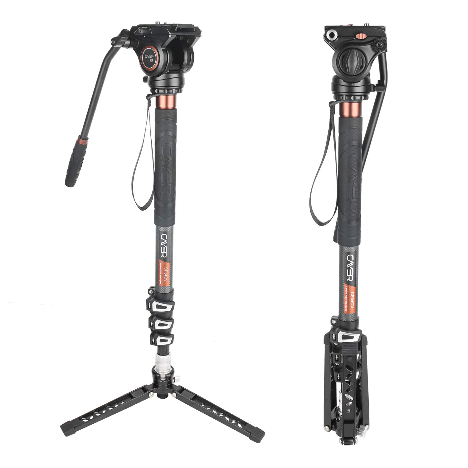 Cayer CF34 Professional Telescopic Camcorders