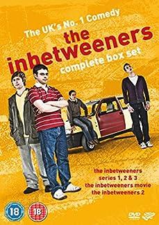 The Inbetweeners Complete Box Set