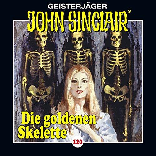 Die goldenen Skelette Titelbild