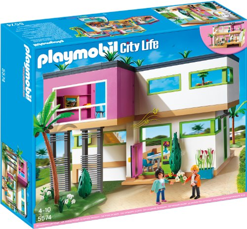 PLAYMOBIL City Life 5574 Luxusvilla, Ab 4 Jahren