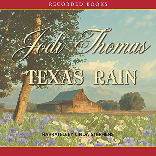 Texas Rain audiobook cover art