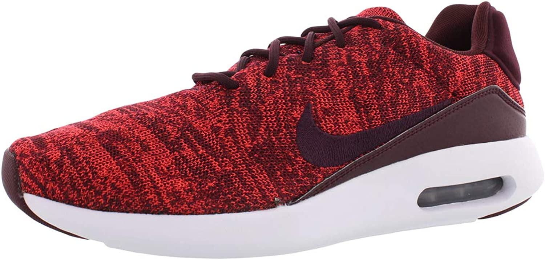 Nike Men's Air Max Modern Flyknit Running shoes Burgundy 876066-600