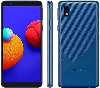 Smartphone Samsung Galaxy A01 Core', 32gb, Quad-core, Azul
