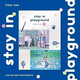 STRAY KIDS - Stay in Playground : STRAY KIDS 2ND PHOTOBOOK
