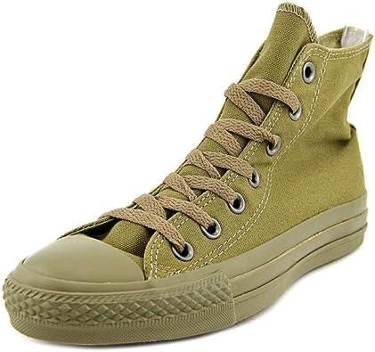 Amazon.com: Converse All Star Chuck Taylor Hi 1u679 Verde Oliva ...