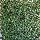 Tenax Haie Artificielle avec Feuilles Treillis Extensible en Saule, Divy 3D X-Tens Acer Palmatum, 1 x 2 m, Vert