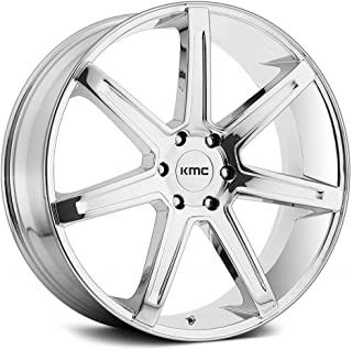 KMC KM700 REVERT Wheel with Chrome and Chromium (hexavalent compounds) (24 x 9.5 inches /6 x 106 mm, 38 mm Offset)