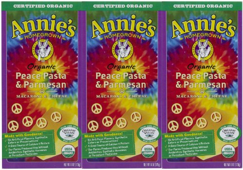 Annies Homegrown Pasta Peace & …