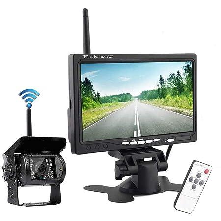 Kabellos Rückfahrkamera Und Monitor Rückfahrkamera Elektronik