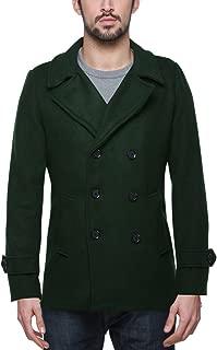 short wool jacket mens