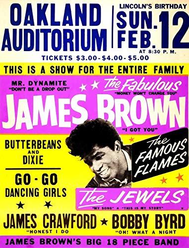 James Brown Concert...