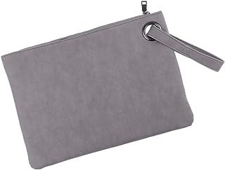 Baosity Women Handbag Party Evening Envelope Zipper Bag Wallet Purse Messenger Phone Bag