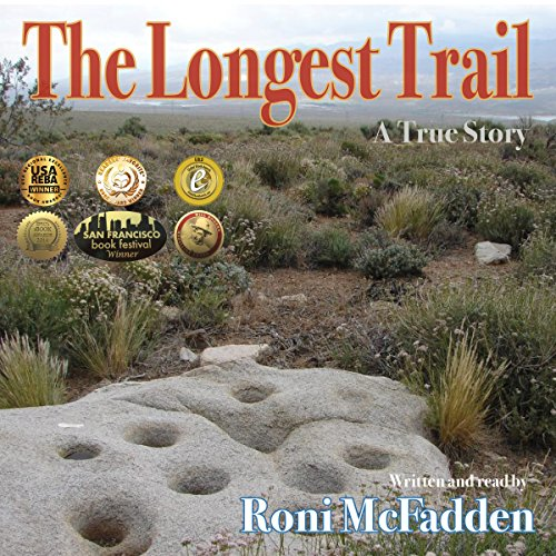 The Longest Trail: A True Story audiobook cover art