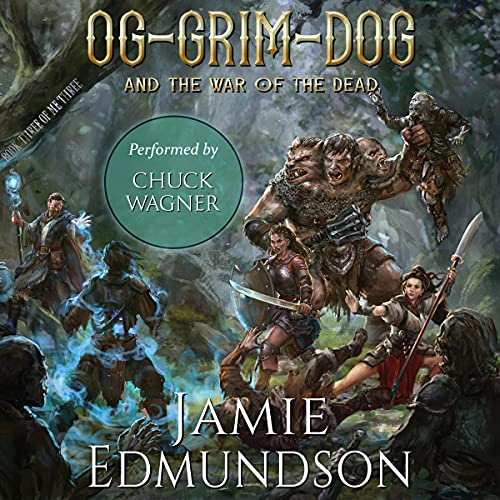 Og-Grim-Dog and the War of the Dead cover art