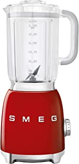 Smeg blender perfectly, 1.5 L, Red, BLF01RDUK