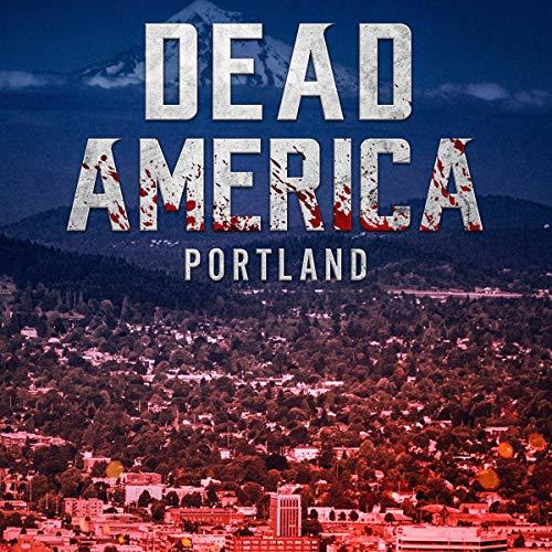 Dead America: Portland cover art