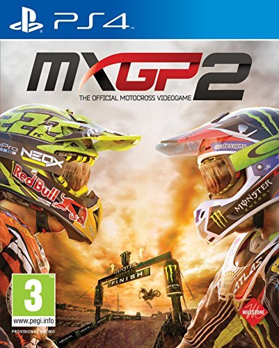 MXGP2: The Official Motocross Videogame (PS4) by pqube