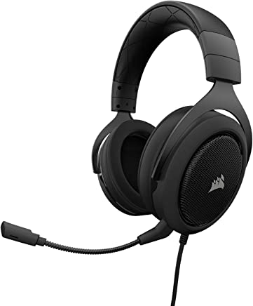 Headset Gamer Corsair 7.1 USB Preto HS60 - CA-9011173-NA