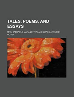 Tales, Poems, and Essays
