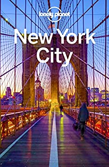Book's Cover of Lonely Planet New York City (Travel Guide) (English Edition) Versión Kindle
