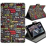 Seluxion Universal M Flip und Halterung, Motiv LM20Für Tablet Lenovo Tab2A8–50, Tab S8, Yoga Tab 2und 38.0