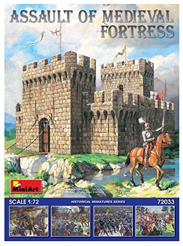 MiniArt Assault of Medieval Fortress, Verschieden