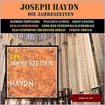 Joseph Haydn - Die Jahreszeiten, Hob. XXI:3 (Album of 1953)