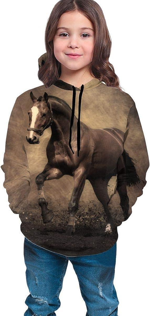 NiYoung Kids Sale item Teens 3D Printed Coat Overseas parallel import regular item Pullover Hoodies Loose Casual