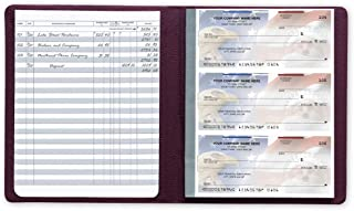 deluxe checkbook covers