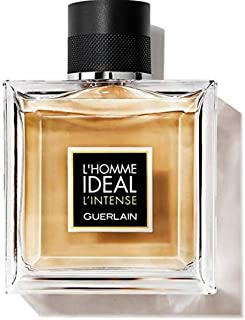 L'homme Ideal L'intense By Guerlain FOR MEN 3.4 oz Eau De Parfum Spray, black