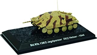 Sd.Kfz.138/2 Jagdpanzer 38(t) Hetzer - 1944 diecast 1:72 model (Amercom BG-26) by Unknown