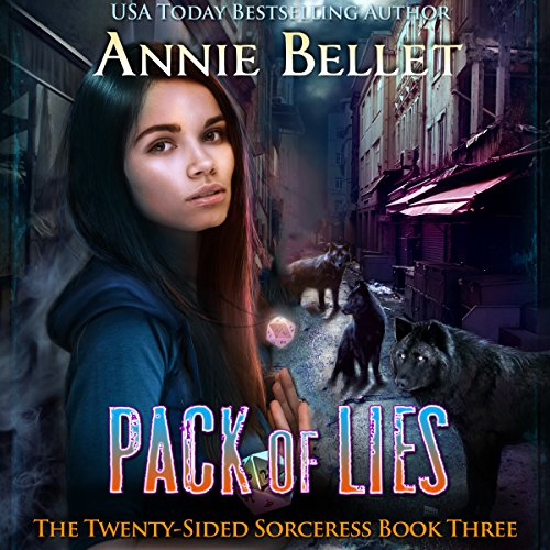 Pack of Lies audiobook cover art