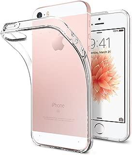 Spigen Liquid Air Designed for Apple iPhone SE Case (2016) - Clear
