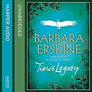 Time's Legacy                   By:                                                                                                                                 Barbara Erskine                               Narrated by:                                                                                                                                 Janice Mackenzie                      Length: 18 hrs and 19 mins     13 ratings     Overall 4.8