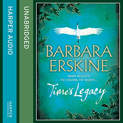 Time's Legacy audiobook cover art