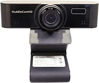 HuddleCamHD USB Webcam 1080p Resolution Wide Angle 94° (HC-WEBCAM-94)