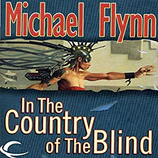 In the Country of the Blind audiobook cover art