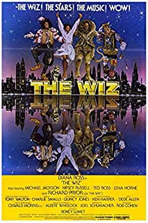 Best the wiz movie poster Reviews