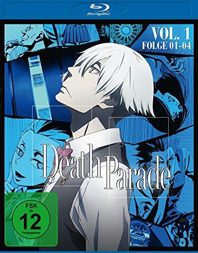 Death Parade Vol. 1 - Folge 01-04 [Blu-ray]