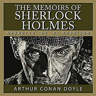 The Memoirs of Sherlock Holmes [Classic Tales Edition] cover art