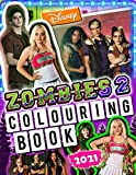 ZOMBIES 2 Colouring Book: Z-O-M-B-I-E-S 2 2020 Colouring Book With Amazing Unofficial Pictures...