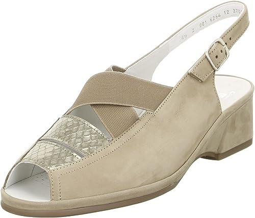 Les Les dames ara sandales 12-37034-21 12-37034-21 12-37034-21 taupe 976