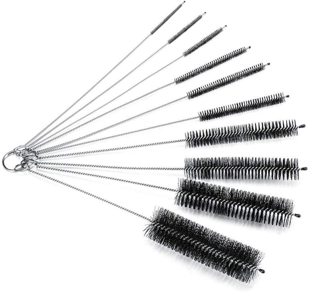 AKOAK 8.2 Inch Nylon Tube Brush Brushes Cleaning Challenge the lowest price Dr for Pipe Set Limited price