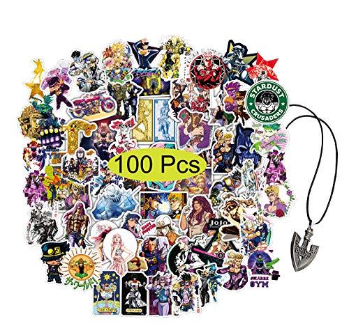 Kilmila Anime Stickers 100Pcs ( wit…