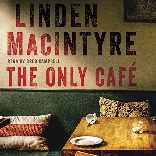 The Only Café audiobook cover art