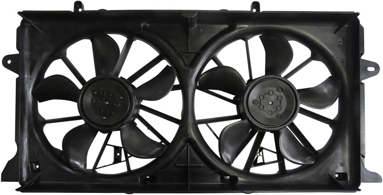 TYC 624050 Replacement Assembly Fan Cooling San Antonio Mall Las Vegas Mall