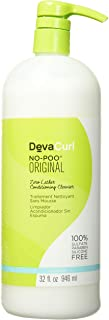 Devacurl No-Poo Original Cleanser, 32oz