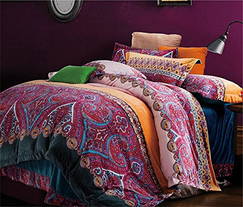 Boho Duvet Cover Set